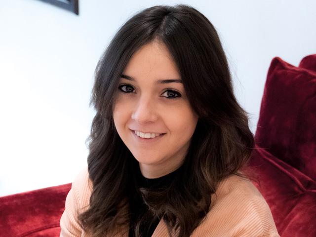 Ángela Moreno, Directora de Marketing y Comunicación de IKN.