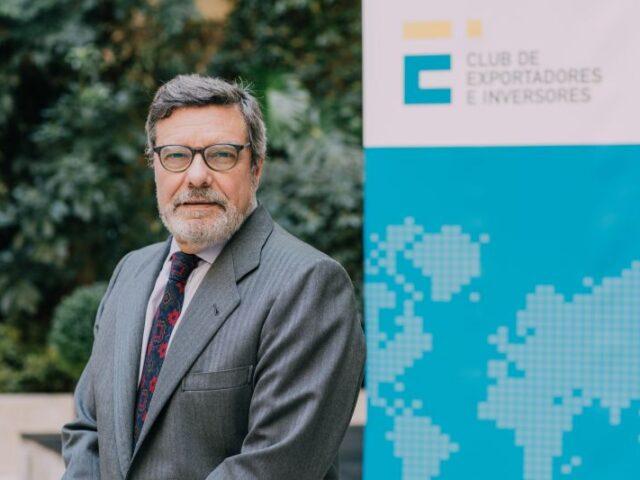 Antonio Bonet renueva el cargo de presidente del Club de Exportadores e Inversores