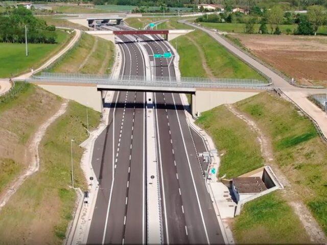Sacyr y la italiana Fininc avanzan la autopista Pedemontana-Veneta