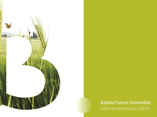 Bankia publica el primer informe de impacto de un fondo socialmente responsable