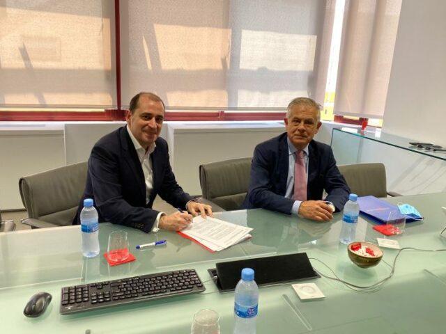 Avalmadrid y Santander impulsan el crédito a las pymes madrileñas