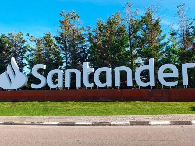 Banco Santander obtiene un beneficio ordinario de 1.908 millones en el primer semestre