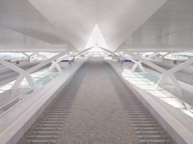 Ferrovial reconstruirá la estación ferroviaria de Varsovia Oeste