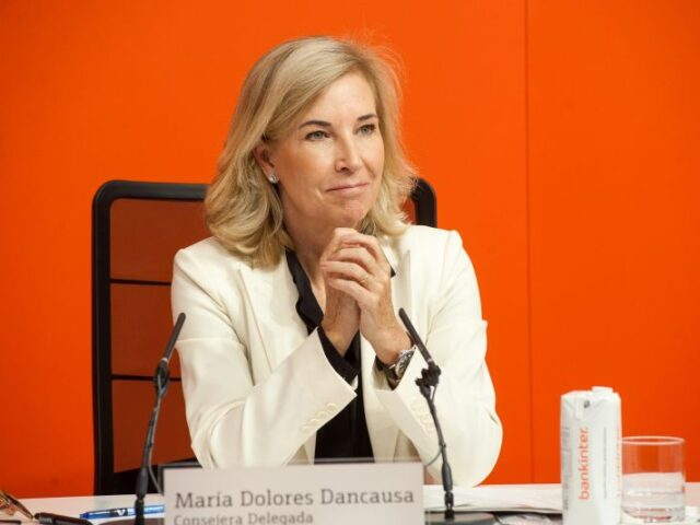 Bankinter gana en el primer semestre 109,1 millones y refuerza su solvencia