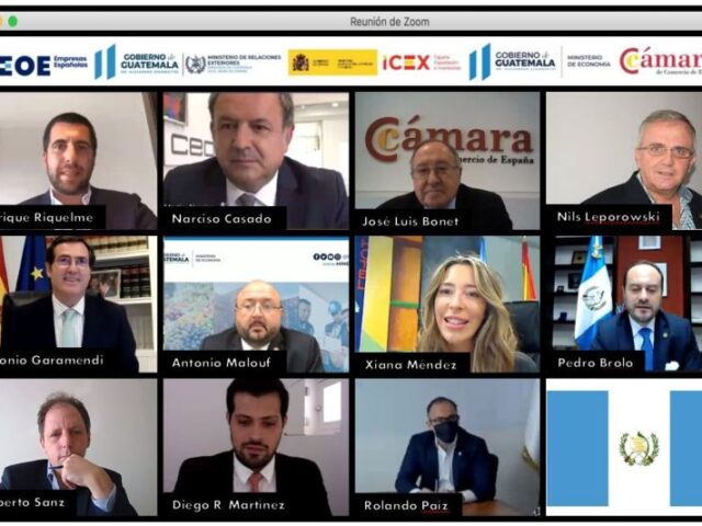 La Cámara de España destaca a Guatemala como una oportunidad para las empresas españolas