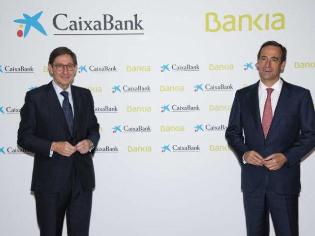 CaixaBank y Bankia, una fusión que genera el banco líder en España