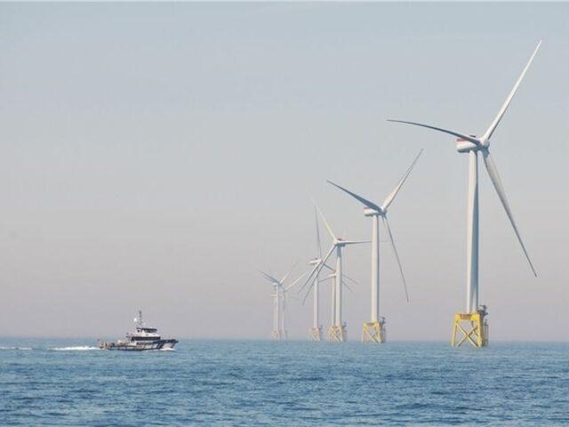 Iberdrola pone en marcha su mayor parque eólico en aguas del Reino Unido