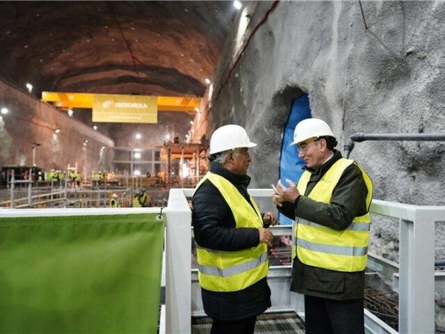 Iberdrola apuesta por Portugal con el proyecto hidroeléctrico del Tâmega