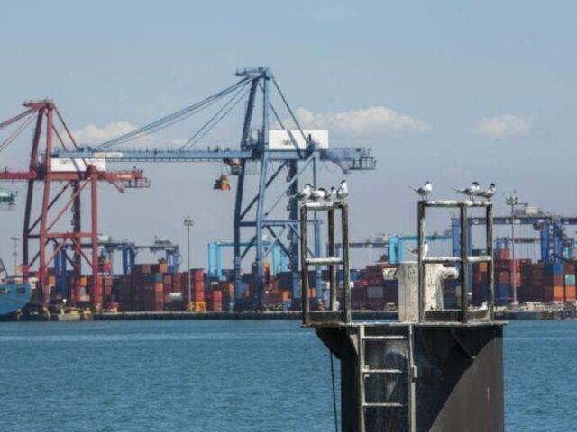 El tráfico de mercancías en los puertos españoles remonta en agosto