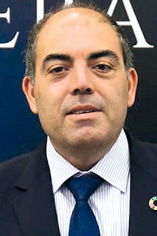 Lorenzo Amor, presidente de ATA y vicepresidente de CEOE.