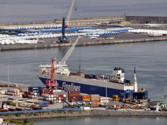 Bilbaoport persigue convertirse en un hub alimentario exportador e importador de productos hortofrutícolas