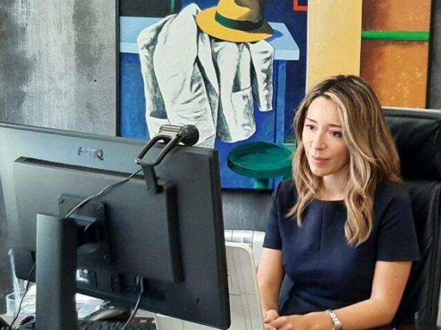 Xiana Méndez, anima a las empresas españolas a reactivar el comercio exterior con Latinoamérica
