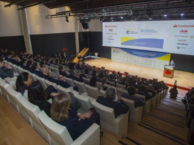 El Club de Exportadores falla sus premios a la Internacionalización 2020