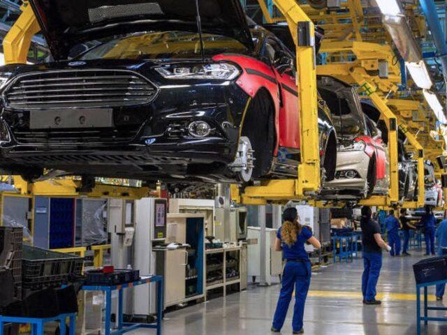 La producción de automóviles española aumenta un 12,2% en septiembre