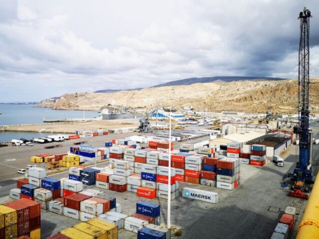 El tráfico portuario se recupera