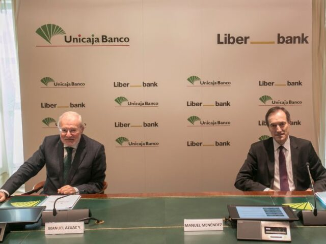Unicaja Banco y Liberbank aprueban el proyecto de fusión