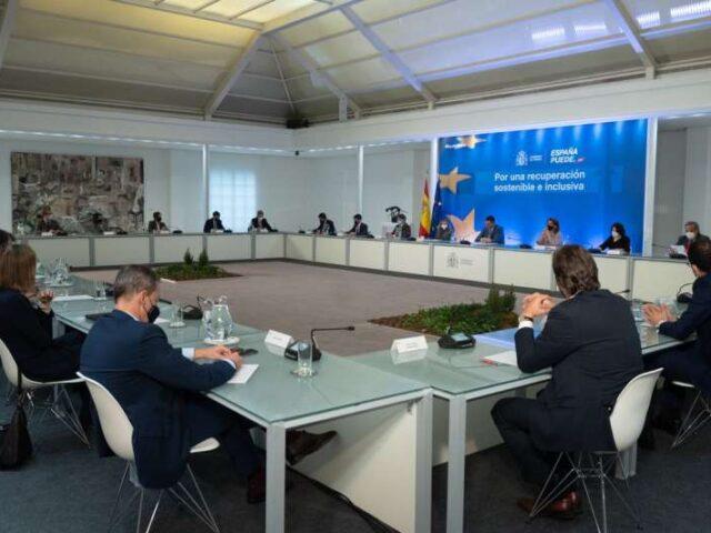 Multinacionales por marca España se reúne con el presidente del Gobierno