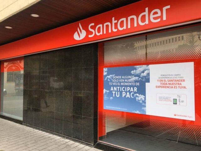 Santander apoya al sector agroalimentario con más de 7.500 millones