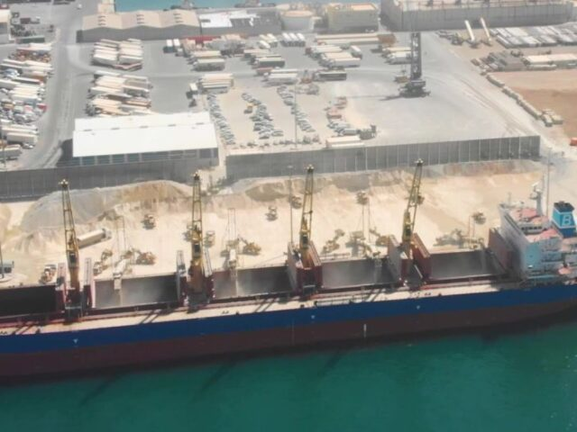 La Autoridad Portuaria de Almería en el top ten de los puertos estatales en exportaciones