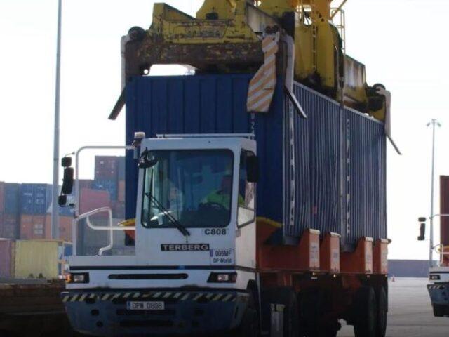 El Puerto de Tarragona inicia una nueva ruta comercial regular con Turquía