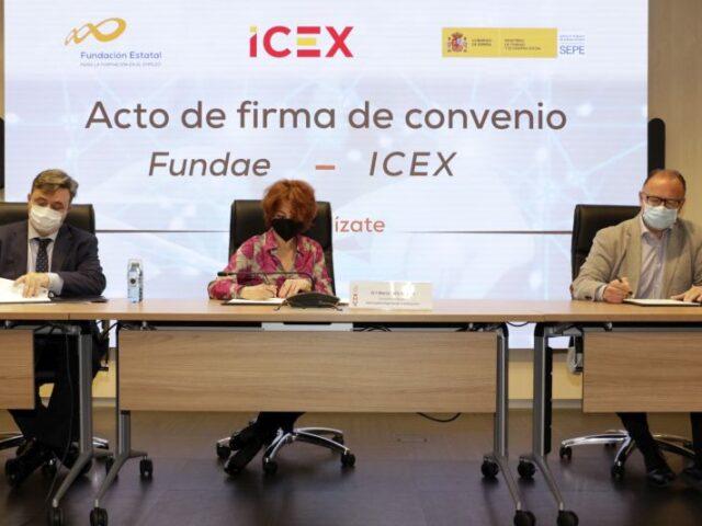 """ICEX y Fundae amplían el espacio """"Digitalízate"""""""