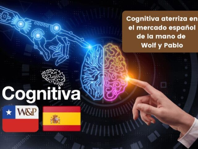 La empresa Cognitiva, de IA, aterriza en España de la mano de Wolf y Pablo