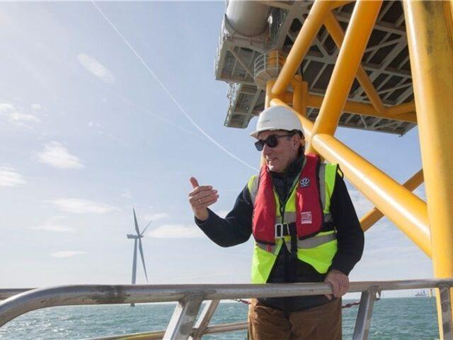 Iberdrola continúa con su apuesta por el mercado eólico marino