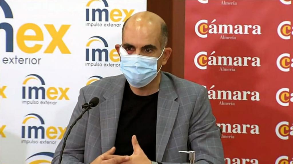 Patricio Prados, director de Logística Codecar.