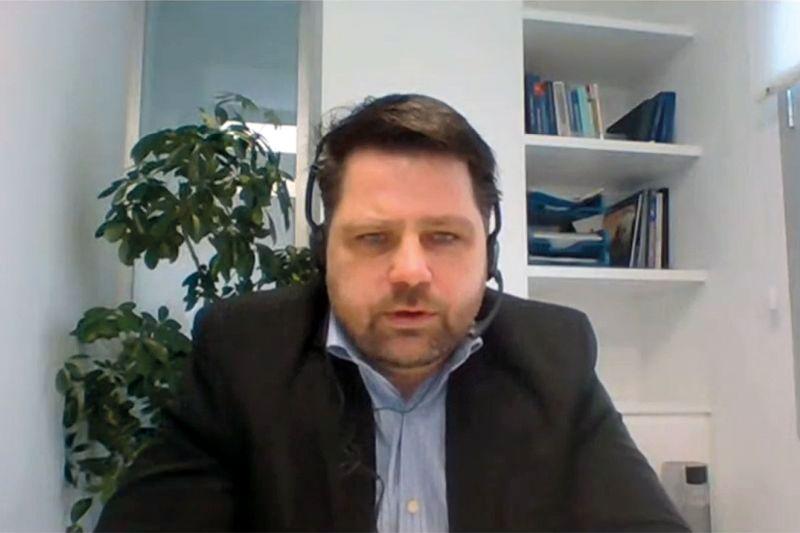 Markus Kemper, Subdirector de la Cámara de Comercio de Alemania para España y Director Consultoría de Mercado