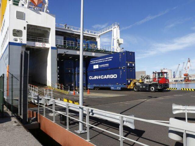 El puerto de Santander conectará con Dublín dos veces a la semana