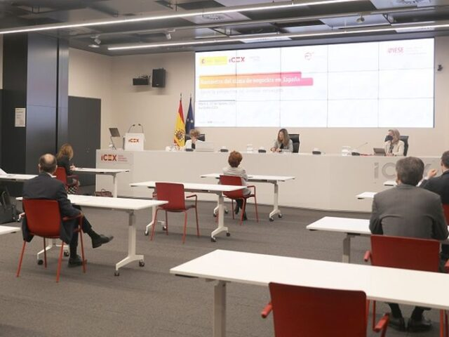 Recuperación de la inversión en España
