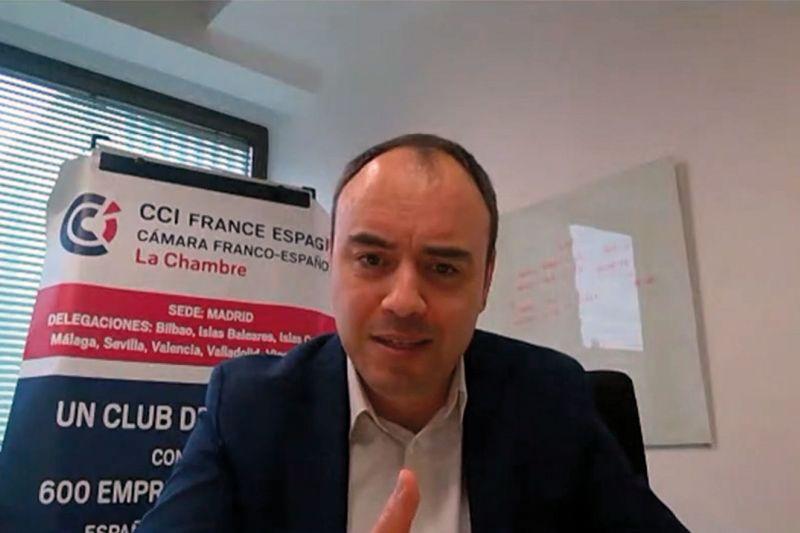 Sebastien Alvarez, responsable de estudios e implantaciones de La Chambre.