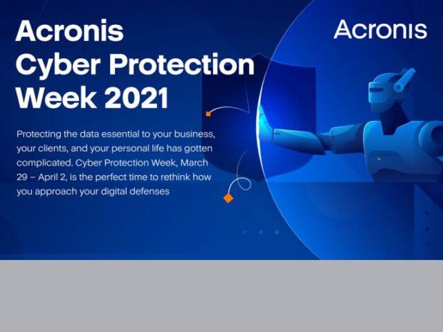 Ciberprotección: protección de datos, ciberseguridad y gestión de endpoints