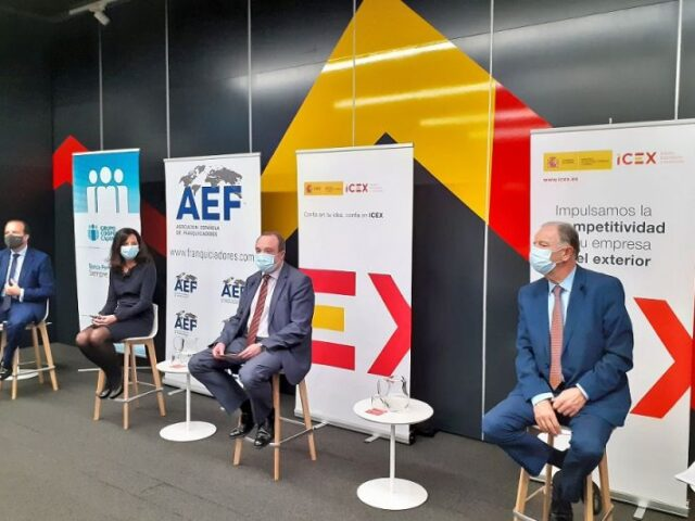 La Franquicia Española en mercados exteriores