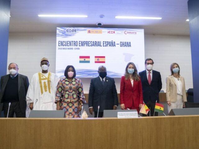 Ghana un país prioritario para la acción exterior española