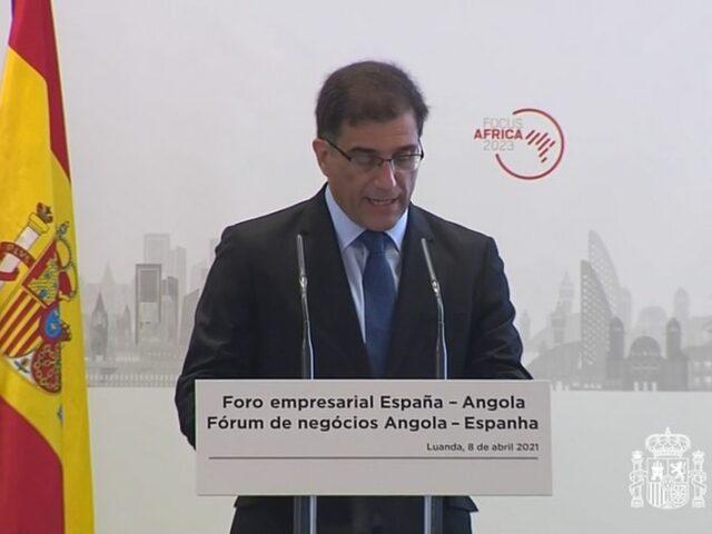 Cámara de España apuesta por las relaciones de España con Angola
