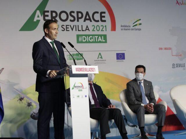 ADM Sevilla 2021 evento de referencia del sector aeronáutico