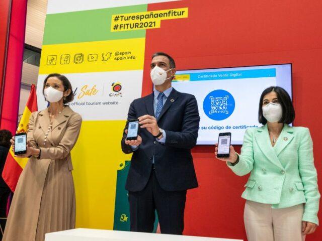 España presenta el Certificado Verde Digital
