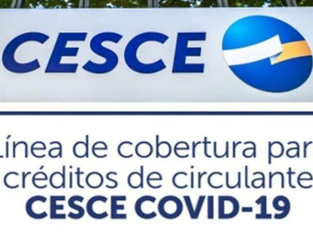 Ampliado el plazo de solicitud de la Línea CESCE COVID19 para empresas internacionalizadas