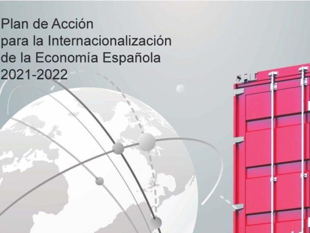 Plan de Acción para la Internacionalización de la Economía Española 2021-22