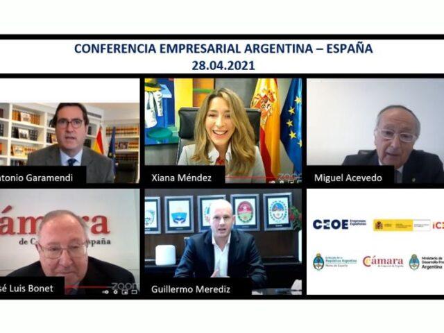 España y Argentina refuerzan las relaciones comerciales