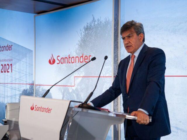 Los resultados del primer trimestre muestra la fortaleza de Santander