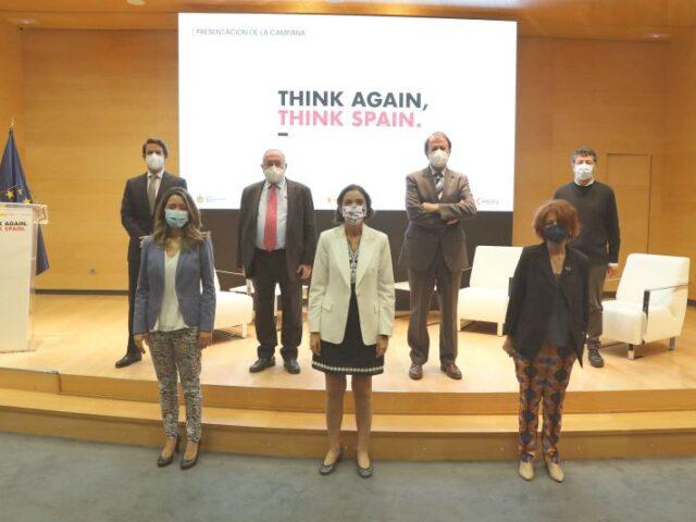 Think Again, Think Spain