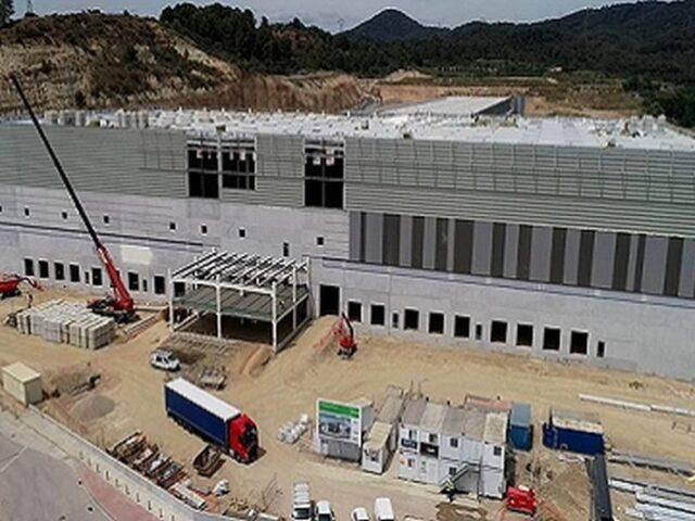 DSV abrirá dos nuevos centros logísticos en España