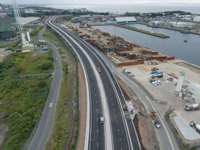 Ferrovial se adjudica la construcción de una autovía en Reino Unido