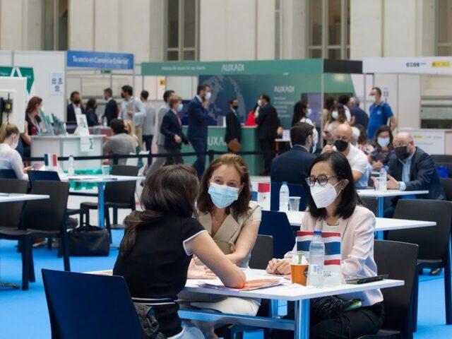 En IMEX-Madrid 2021 se constata la recuperación del sector exterior
