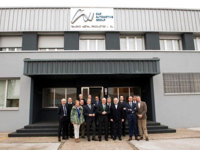 CMP Automotive Group  afianza su internacionalización en México gracias a COFIDES