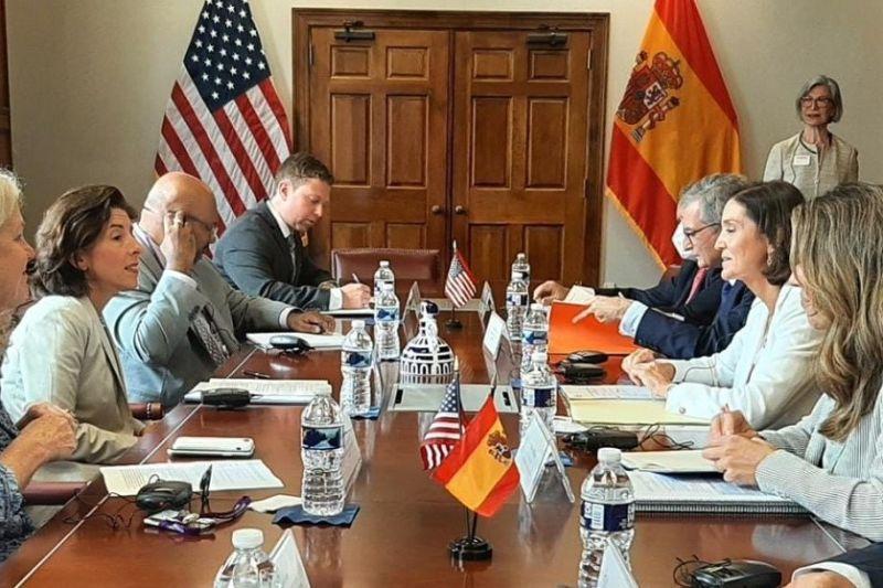 espana-y-eeuu-acuerdan-reforzar-la-agenda-transatlantica