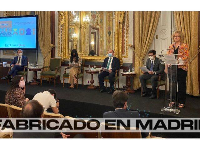 """Gran impacto de la campaña """"Fabricado en Madrid"""""""