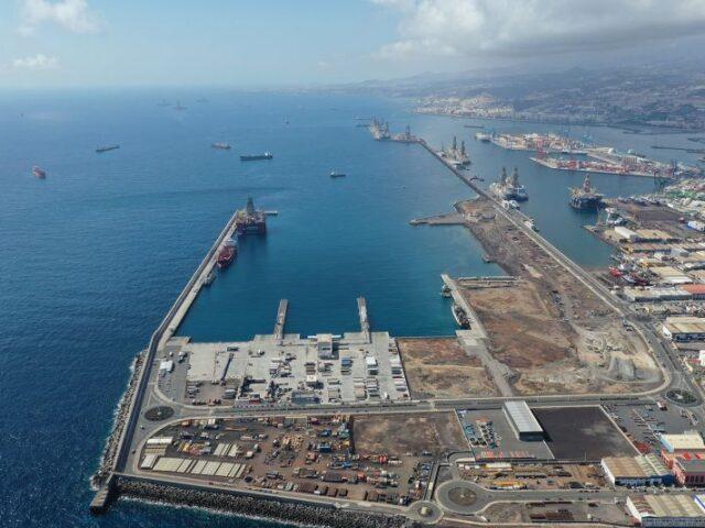 El tráfico portuario continúa con su crecimiento gracias al aumento de las exportaciones